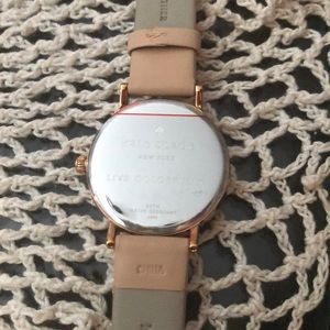 kate spade Accessories - Kate Spade Rose gold 💓watch
